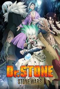Dr Stone Wars Temporada 2